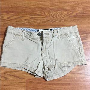 Abercrombie shorts XS